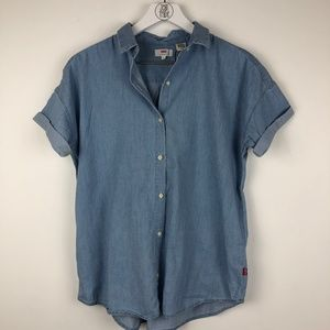 NWT Levi's Button Down Shirt